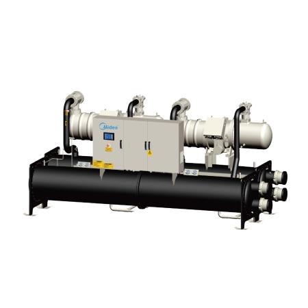 满液式水(地)源热泵R134a