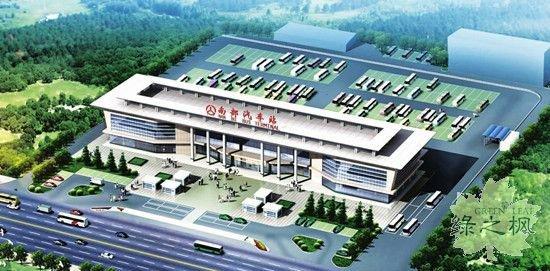 南部汽车客运总站迁建空调及排放系统安装工程