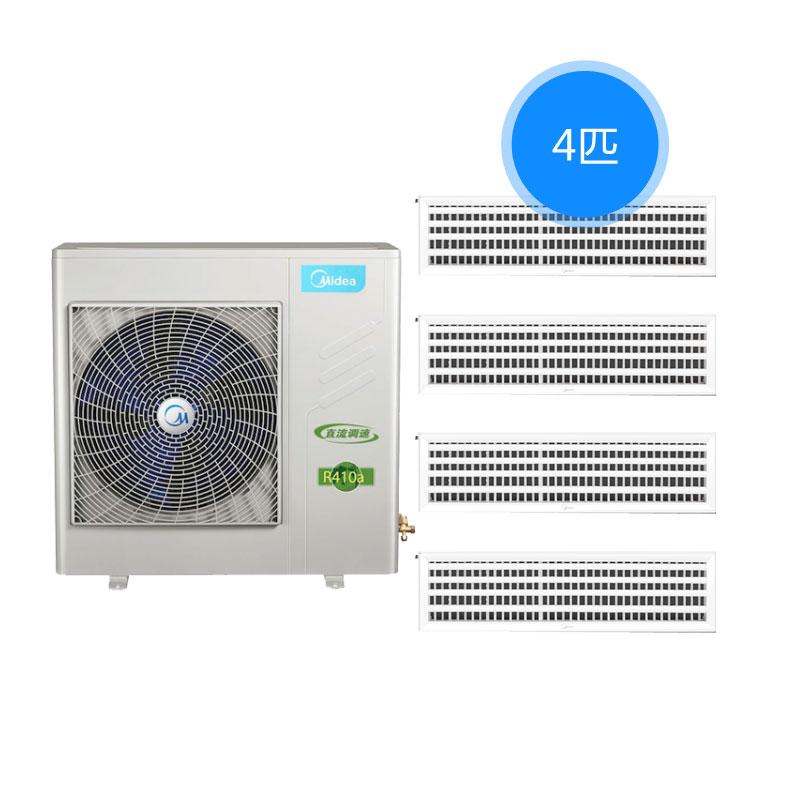 美的中央空调 尊享家i系列 4P一拖多多联机