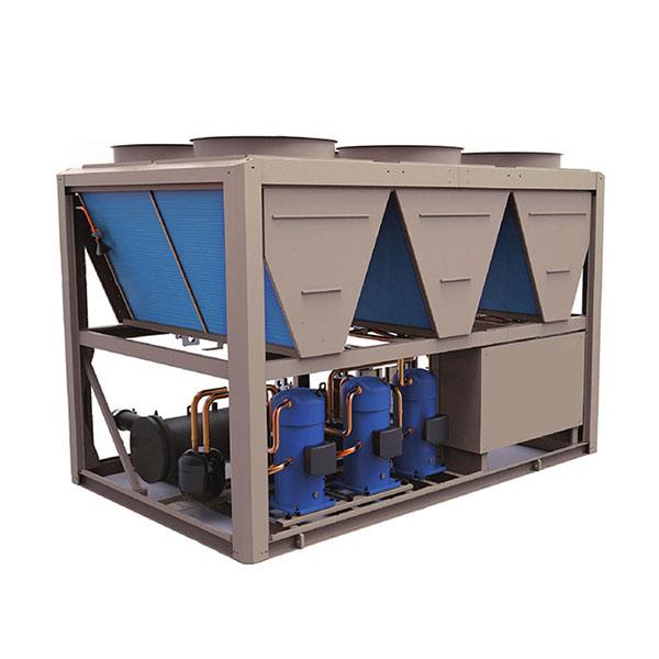 美的 - RHAF涡旋式风冷热泵机组