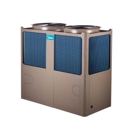 模块机风冷热泵机组H型