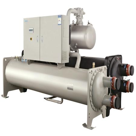 满液式螺杆冷水机组R134a