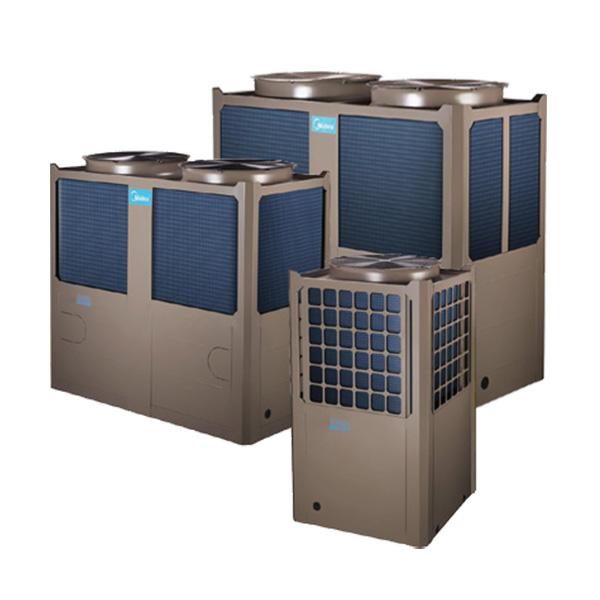 美的 - H系列风冷热泵模块机组